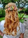 Haarschmuck - Floristik